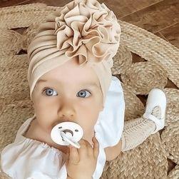 Çocuk kışlık şapka Olive