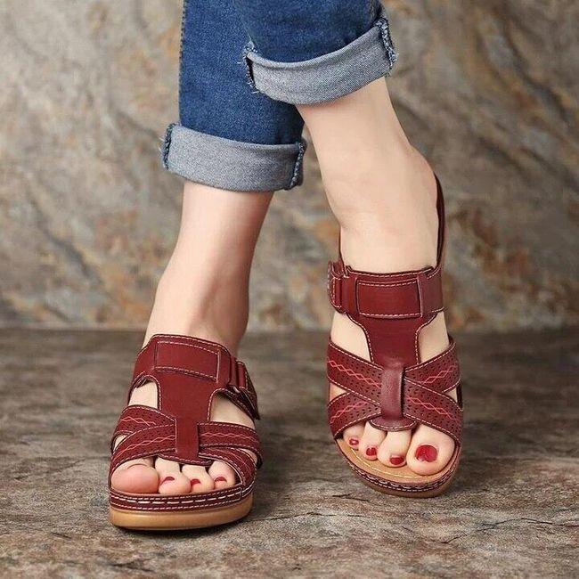 Dámské pantofle Ortopea 1