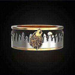 Мужское кольцо PPR07