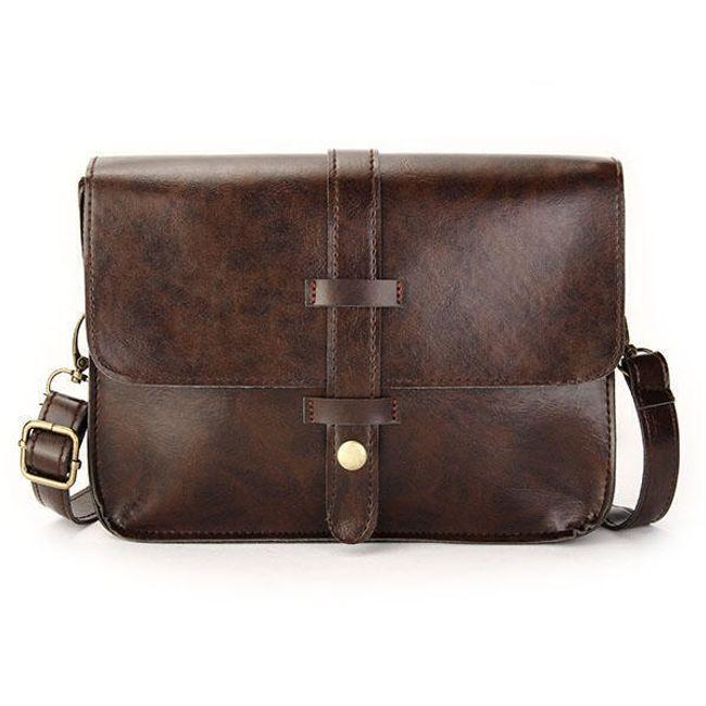 Женская сумочка из искусственной кожи - два цветовых варианта 1