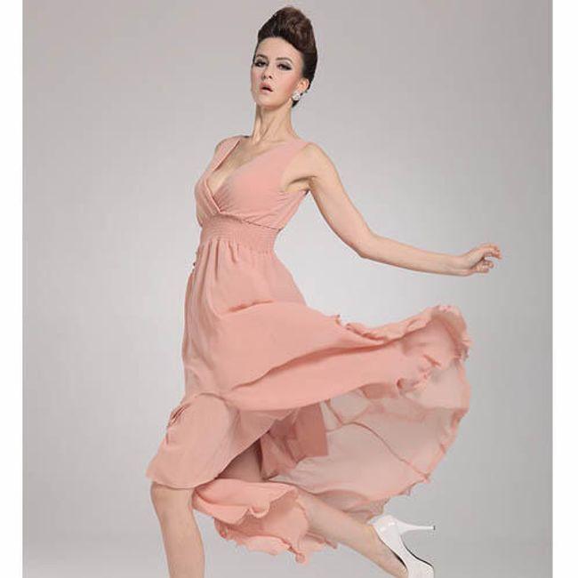 Dámské elegantní šaty 1