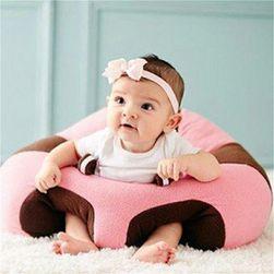 Dětské plyšové sedátko Evelyn