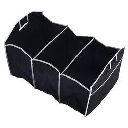 Úložný box do automobilu v černé barvě