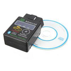 Bluetooth autó diagnosztikai műszer HHOBD ELM327