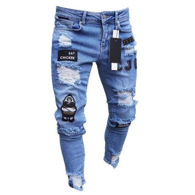 Pánské džíny Debor 1