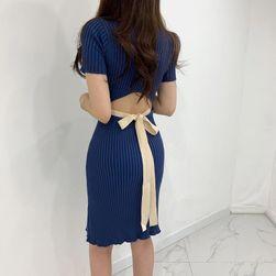 Damska sukienka TF1016