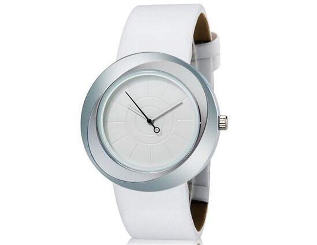Damski analogowy zegarek w prostym designu - 2 kolory 1