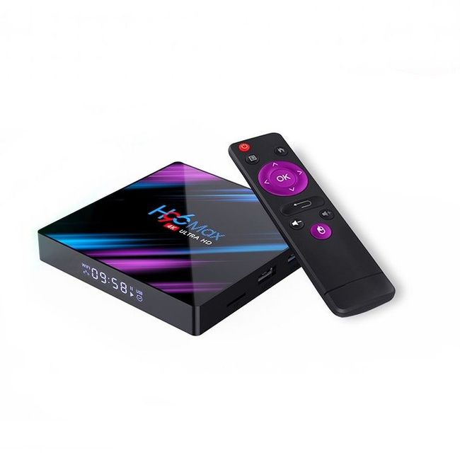 Android TV doboz H96 Max 1