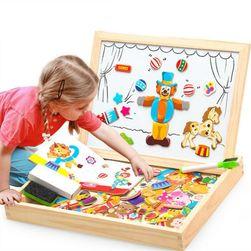 Дървена обучителна играчка DVH6