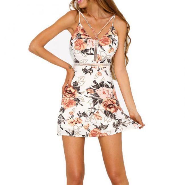 Női ruha Lacey - 2 változatban