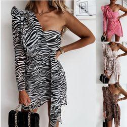 Ženska haljina dugih rukava BR_CZFZ00888