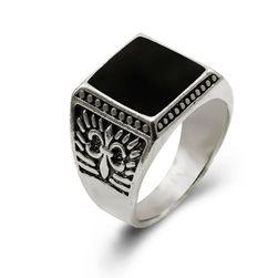 Pánský prsten - 4 barvy