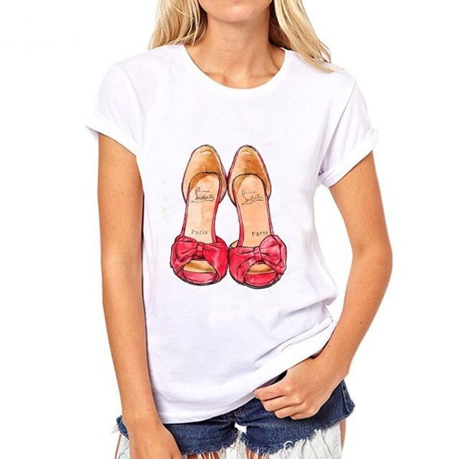 Ženska majica kratkih rukava Maureen 1