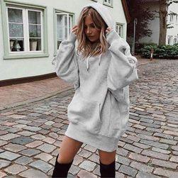 Kapşonlu kadın sweatshirt Jull
