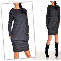 Дамска рокля Lotta - 3 цветове