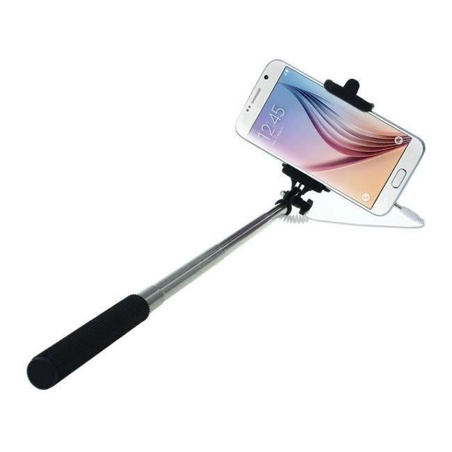 Teleskopska selfi palica - 8 boja 1