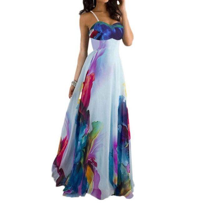 Летнее платье Ilonn 1