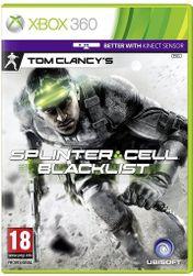 Joc (Xbox 360) Tom Clancy ́s Splinter Cell: Blacklist
