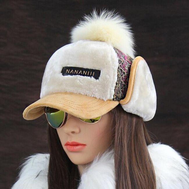 Damska zimowa czapka WC239 1