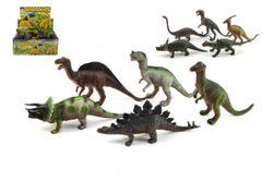 Dinosaurus plast 20cm asst 24ks v boxu RM_00410394