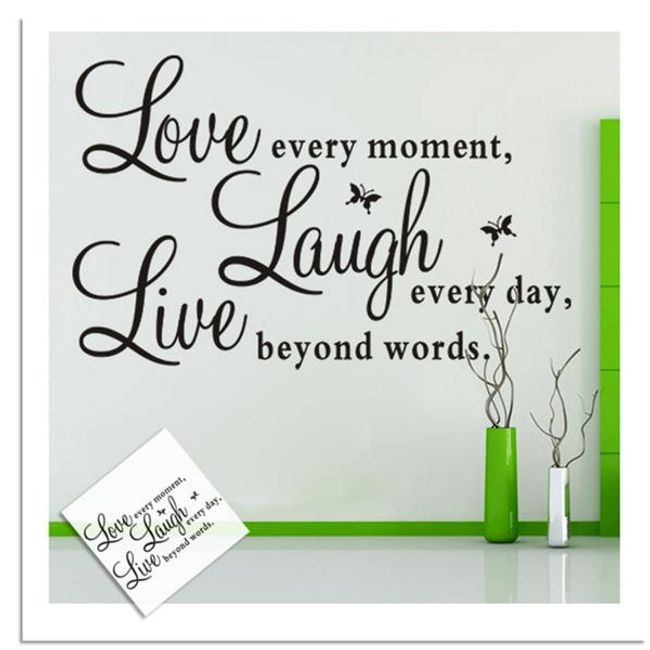 Fali matrica - Love, Live, Laugh 1