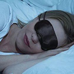Maska do spania - 12 kolorów