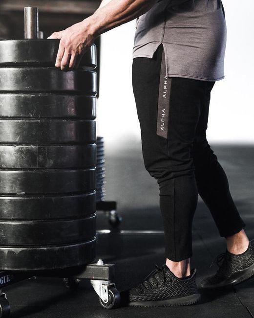 Męskie spodnie dresowe Eldor 1
