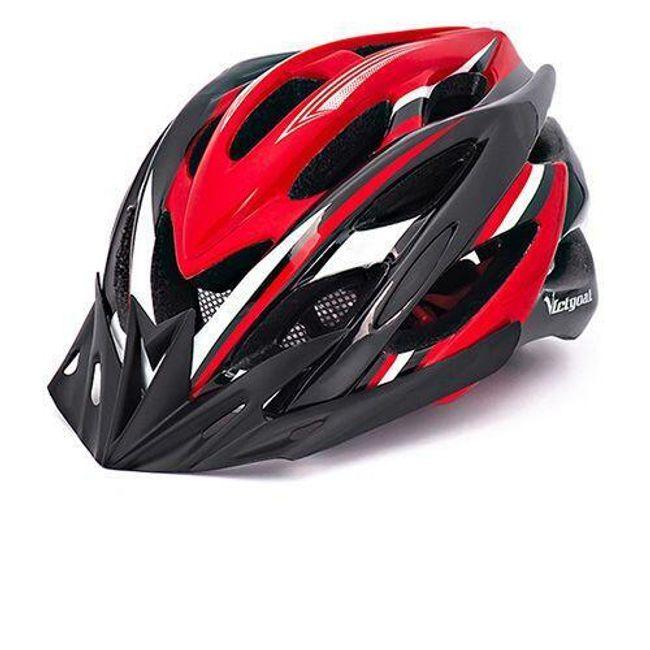 Cyklistická přilba Lance 1