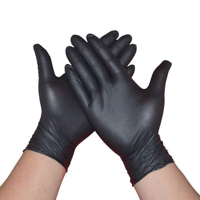 Sada jednorázových rukavic Hygecco 1