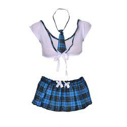 Женский эротический костюм School