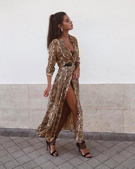Letní šaty Nayeli 1
