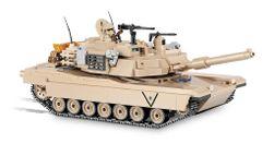 Set construcție Small Army Abrams M1A2, 1:35, 810 k, 1 f RZ_026196