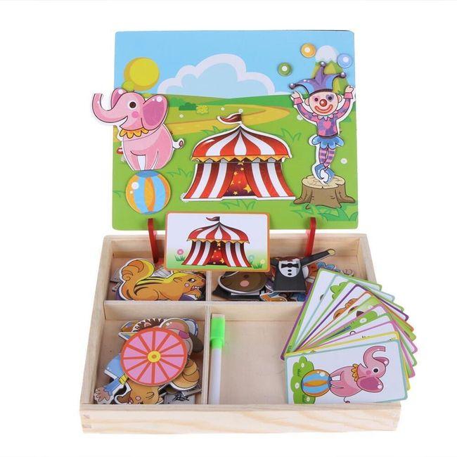 Vzdělávací hračka pro děti VH10 1