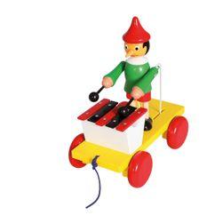 Ťahací Pinocchio s xylofónom RS_80037