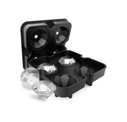 Silikonová forma na ledové diamanty