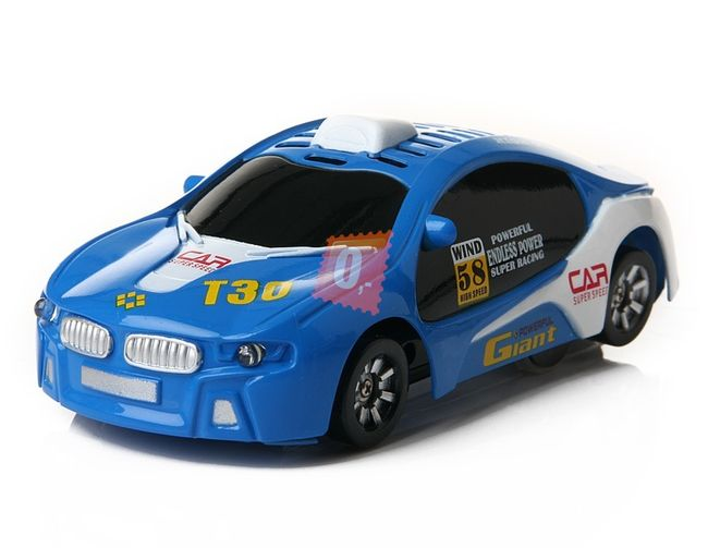 RC antigravitační auto jezdící po zdi - na výběr 2 barvy 1
