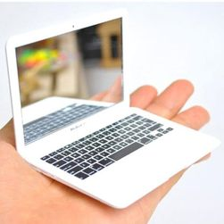 Джобно огледало - лаптоп