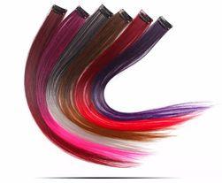 Klip na vlasy - 20 barev