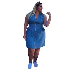 Джинсовое платье Louisa