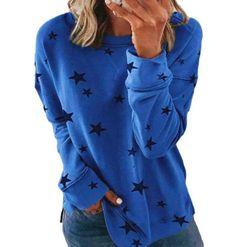 Ženski džemper dugih rukava EA_651232632287