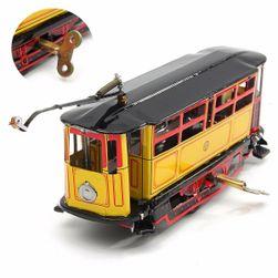 Retro tramvaj na ključ