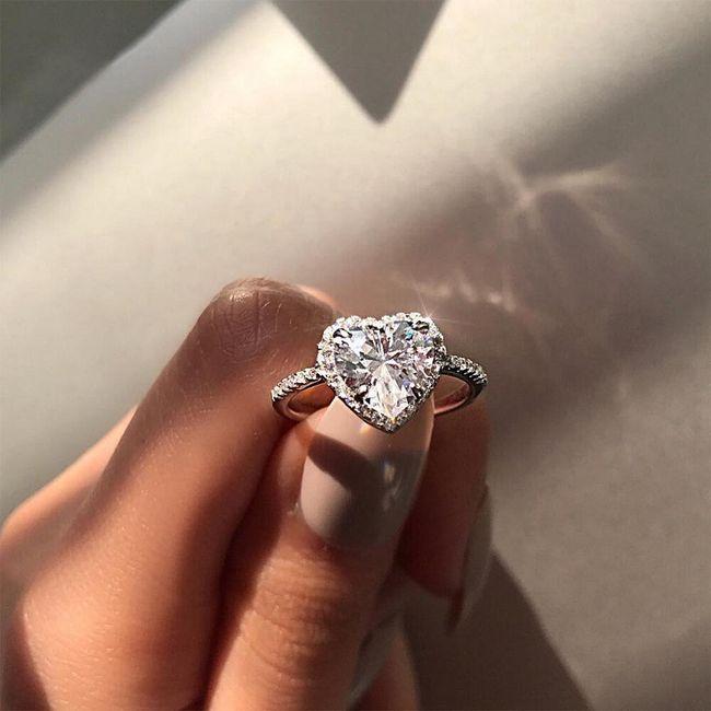 Damski pierścionek P105 1