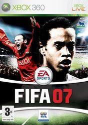 Hra (Xbox 360) FIFA 07