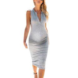 Dámské těhotenské šaty Aneballe