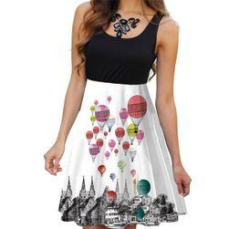 Damska sukienka Cynthia N - wielkość 6