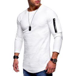 Muška majica sa dugim rukavima u casual stilu - 4 boje