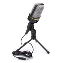 Microfon de masă cu suport