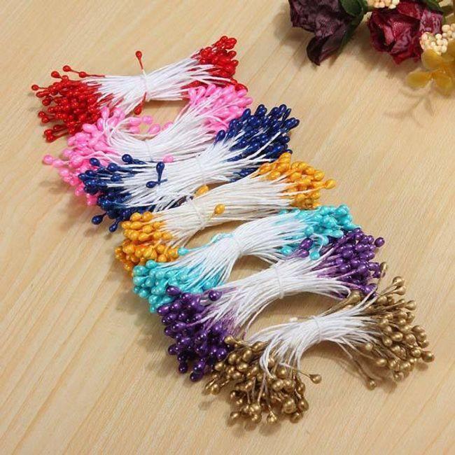 Panglici decorative pentru legarea florilor 1