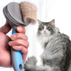 Szczotka dla psów i kotów DF35