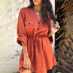 Платье-рубашка Genna